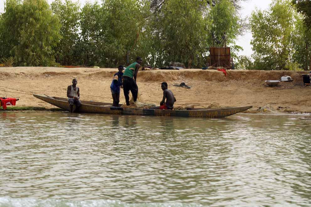 La pêche, le métier des hommes